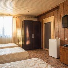 Аибга Отель 3* Стандартный номер с разными типами кроватей фото 20