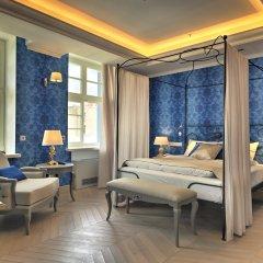 Отель Relais le Chevalier Люкс с различными типами кроватей