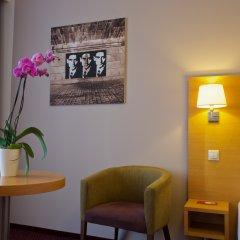 Отель Botanique Prague 4* Стандартный номер с различными типами кроватей