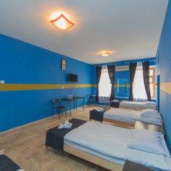 Мини-Отель Компас Номер с общей ванной комнатой с различными типами кроватей (общая ванная комната) фото 10