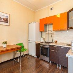 Апартаменты Inndays Шаболовка Стандартный номер с различными типами кроватей фото 7