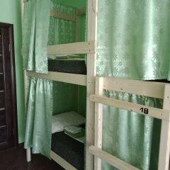 Хостел Меридиан на Фортунатовской Кровать в общем номере с двухъярусной кроватью фото 2