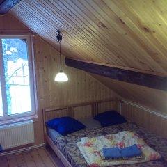 База Отдыха Рускеала Стандартный семейный номер с разными типами кроватей фото 2