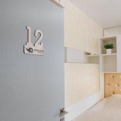 Мини-Отель Ардерия Стандартный номер с двуспальной кроватью (общая ванная комната) фото 9