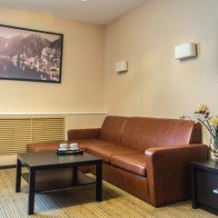 Гостиница Дипломат в Нижнем Новгороде - забронировать гостиницу Дипломат, цены и фото номеров Нижний Новгород комната для гостей фото 4