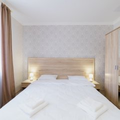 Гостиница Balmont 2* Улучшенный номер с двуспальной кроватью фото 6