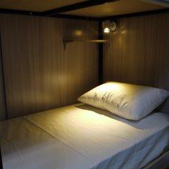 Хостел Кроличья Нора Кровати в общем номере с двухъярусными кроватями фото 5