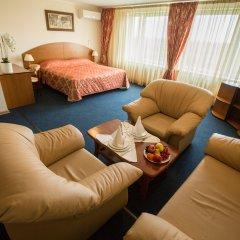 Гостиница Саяны 2* Студия разные типы кроватей фото 4