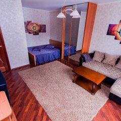 Апартаменты Евростандарт комната для гостей фото 2
