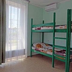 Хостел Мир Без Границ Кровать в общем номере с двухъярусной кроватью фото 11