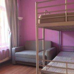 Хостел 7 Sky на Красносельской Улучшенный номер с различными типами кроватей
