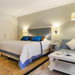 Отель Marti Myra - All Inclusive 5* Улучшенный номер с двуспальной кроватью фото 2