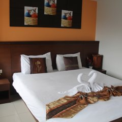 Green Harbor Patong Hotel 2* Стандартный номер разные типы кроватей фото 18