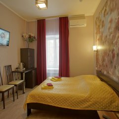 Гостиница JOY Номер Эконом разные типы кроватей (общая ванная комната) фото 12