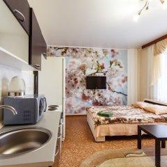 Гостиница Аврора Апартаменты с различными типами кроватей фото 13