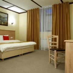 Гостиница Кауфман комната для гостей фото 3