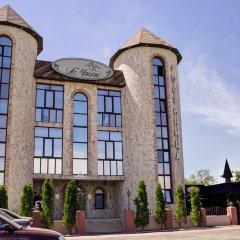 Гостиница Ла Мезон вид на фасад фото 2