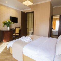 Отель KMM 3* Стандартный номер с различными типами кроватей фото 8