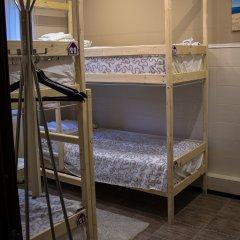 Хостел Дом Аудио Кровати в общем номере с двухъярусными кроватями фото 10