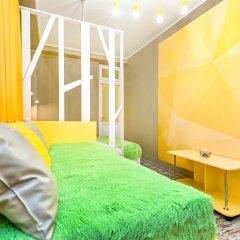 Хостел Good Luck Номер с общей ванной комнатой с различными типами кроватей (общая ванная комната) фото 3