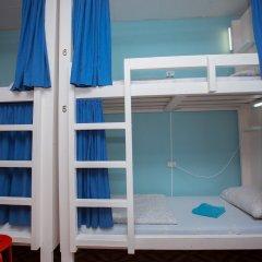 Laguna Hostel Кровать в общем номере с двухъярусной кроватью фото 5