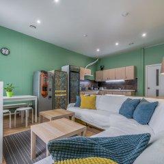 Хостел Маяковский Кровать в женском общем номере с двухъярусной кроватью фото 4