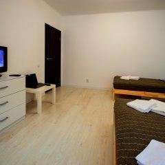 Апартаменты на Левобережной 4/11 Апартаменты с разными типами кроватей фото 12