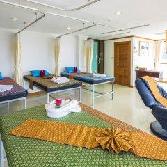 Отель Azhotel Patong спа