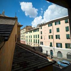 Отель Casa Palazzo Del Principe Aria Cond Ascensore Box Италия, Генуя - отзывы, цены и фото номеров - забронировать отель Casa Palazzo Del Principe Aria Cond Ascensore Box онлайн балкон