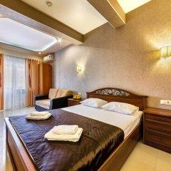 Гостиница Азария Полулюкс с различными типами кроватей фото 2