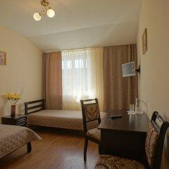 Гостиница Славянка Стандартный номер с различными типами кроватей
