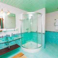 Гостиница Белый Грифон Стандартный номер с различными типами кроватей фото 12