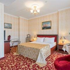 Бутик Отель Калифорния комната для гостей фото 6