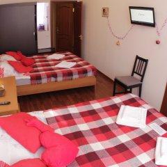 Мини-отель Мансарда Стандартный номер с разными типами кроватей (общая ванная комната) фото 4