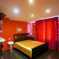 Гостиница Теремок Заволжский Улучшенный номер разные типы кроватей