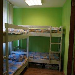 Хостел Рациональ Кровать в женском общем номере с двухъярусной кроватью