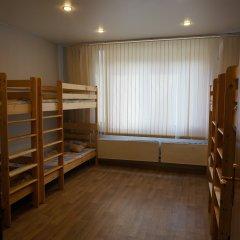 Хостел Рациональ Кровать в общем номере с двухъярусной кроватью
