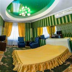 Гостиница Малибу Полулюкс с разными типами кроватей