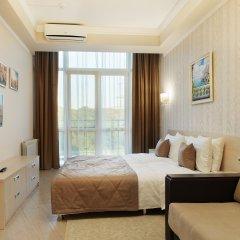 Hotel Gold&Glass Улучшенный номер с разными типами кроватей фото 2