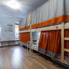 Лайк Хостел Санкт-Петербург на Театральной Кровать в общем номере с двухъярусной кроватью фото 5