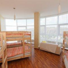 Bb Hostel Кровать в общем номере с двухъярусной кроватью