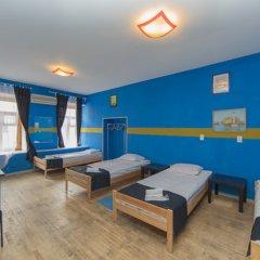 Мини-Отель Компас Номер с общей ванной комнатой с различными типами кроватей (общая ванная комната) фото 24