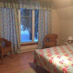 База Отдыха Серебро Коттедж с различными типами кроватей фото 4