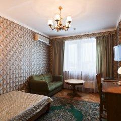 Гостиница Даниловская 4* Стандартный номер разные типы кроватей фото 7