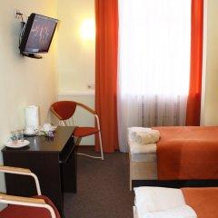 Гостиница Ирис 3* Стандартный номер разные типы кроватей фото 9