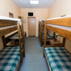 Мини-Отель Петрозаводск 2* Кровать в общем номере с двухъярусной кроватью фото 4