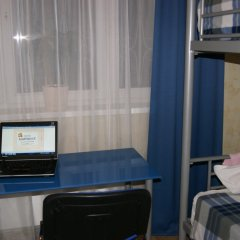Хостел Благовест на Тульской Кровать в женском общем номере двухъярусные кровати фото 3