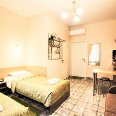 Мини-Отель Меланж Стандартный номер с различными типами кроватей фото 23