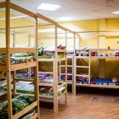 Хостел Sleep&Go Кровать в общем номере с двухъярусной кроватью фото 3