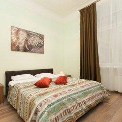 Апартаменты Kvart Boutique Alexander Garden Апартаменты с 2 отдельными кроватями